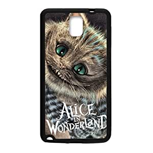 KORSE Alice In Wonderland Cell Phone Case for Samsung Galaxy Note3