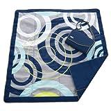 JJ Cole JEMBO Outdoor Mat, Blue Orbit