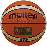 Balón basquetbol BGR5 Giugiaro Hule No.5 Molten