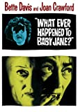 What Ever Happened to Baby Jane? poster thumbnail