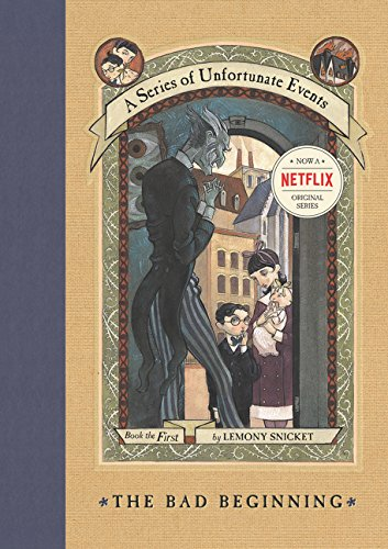 The Bad Beginning (A Series of Unfortunate Events #1) por Lemony Snicket
