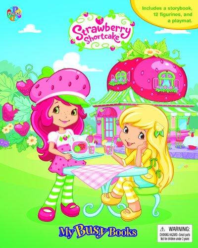 Strawberry Shortcake My Busy Book ()
