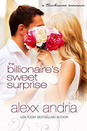 book cover of The Billionaire\'s Sweet Surprise