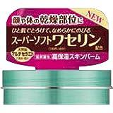 ロート製薬 ケアセラ 天然型セラミド7種配合 高保湿スキンバーム ピュアフローラルの香り 40g