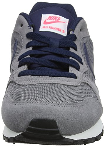 Chaussures Punch Compétition hot De Homme 007 2 Runner Grey Md Running gunsmoke vast obsidian Nike Gris qHBSt17