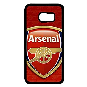 Bright Printing Arsenal Football Club Cover Phone Case For Samsung Galaxy S6 Edge Plus Plus