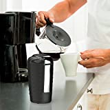 Vremi Electric Coffee Grinder - 150 Watt Portable