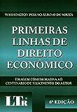 capa de Primeiras Linhas de Direito Econômico