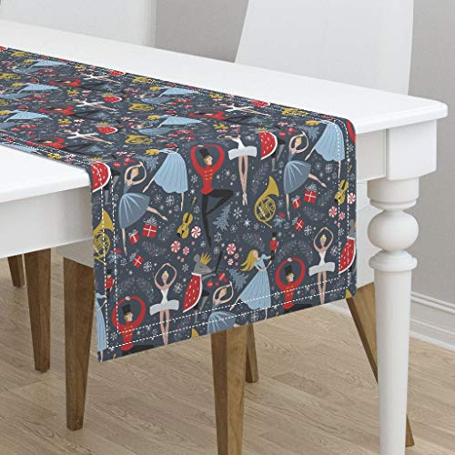 Table Runner - Dancing Nutcracker Clara