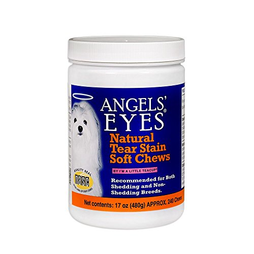 (ANGELS' Eyes 240 Count Natural Chicken Formula Soft Chews for)