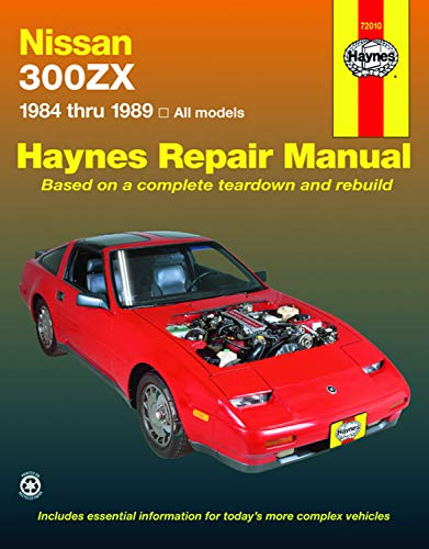 (Nissan 300 ZX '84'89 (Haynes Repair Manuals) )