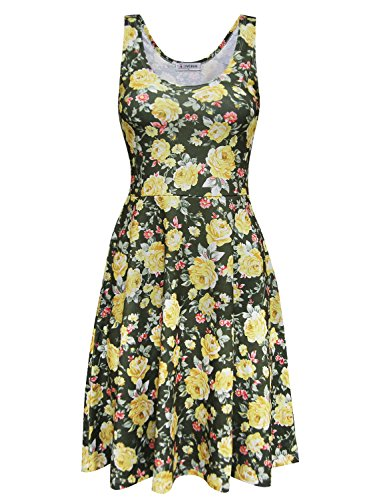Toms Ware Womens Casual Sleeveless