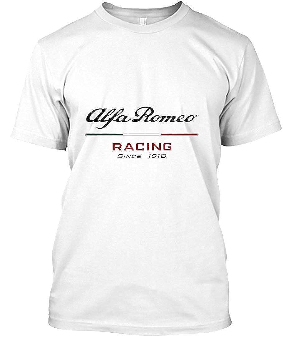 Camiseta Alfa Romeo Racing 2019 | Unisex: Amazon.es: Ropa y accesorios