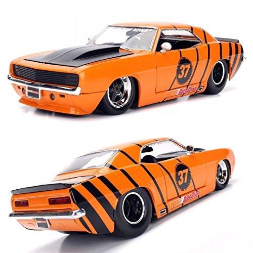 jada-124-bigtime-muscle-autozone-exclusive-1969-chevy-camaro-orange