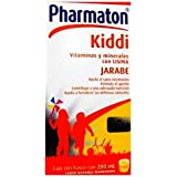 PHARMATON KIDDI SYRUP WITH ESSENTIAL MULTIVITAMINS AND MINERALS