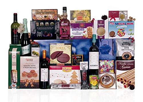 Lote navideño completo y económico. Embutidos variados ...