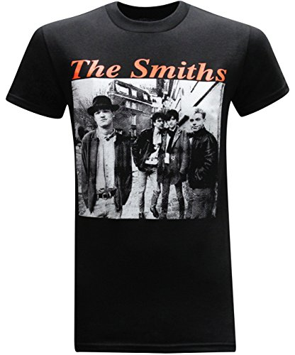The Smiths Classic Rock Band Men's T-Shirt - (Retro) - 3XL