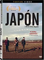 Winner Cannes International Film Festival. Japon, a film by Carlos Reygadas. Unrated. DVD features include Chapter Section, Theatrical Trailer, Interview with director Carlos Reygadas.