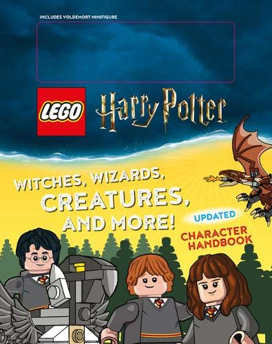 Witches, Wizards, Creatures, and More! Updated Character ...