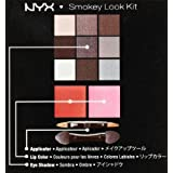NYX Smokey Look Kit, 9 eyeshadows /2 lip colors