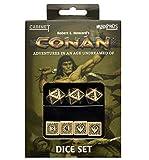 Robert E. Howard's Conan: Adventures in an Age Undreamed Of - Dice Set (7)