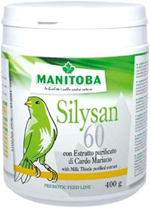 Manitoba - Extracto de Cardo Mariano SILYSAN 60 400 gr ...