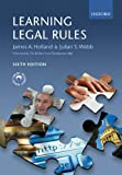 img - for Learning Legal Rules: A Student's Guide to Legal Method and Reasoning (6th Edition) (2006-06-01) book / textbook / text book