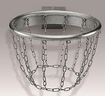 Canasta de baloncesto, de metal galvanizado vs, cadenas (unidades ...