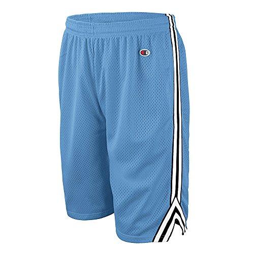 Champion Men's Lacrosse Shorts, Swiss Blue, L