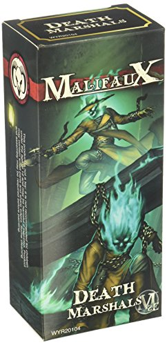 Wyrd Miniatures Malifaux Guild Death Marshals Model Kit (3 Pack)