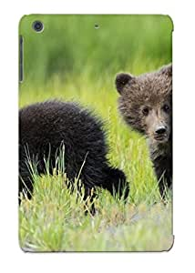Illumineizl Durable Running Bear Cubs Back Case/ Cover For Ipad Mini/mini 2 For Christmas' Gifts by lolosakes