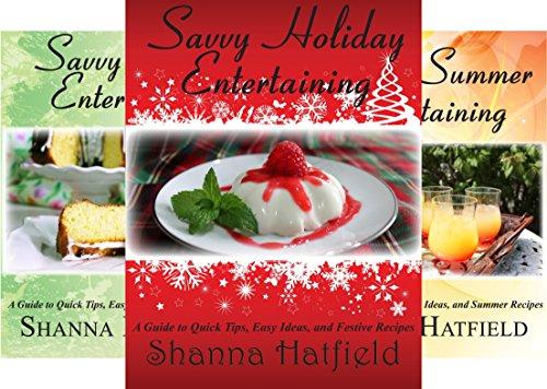 Savvy Entertaining (4 Book Series)