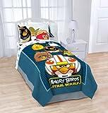 Angry Birds Rovio Star Wars Horizon Fleece Bed Blanket