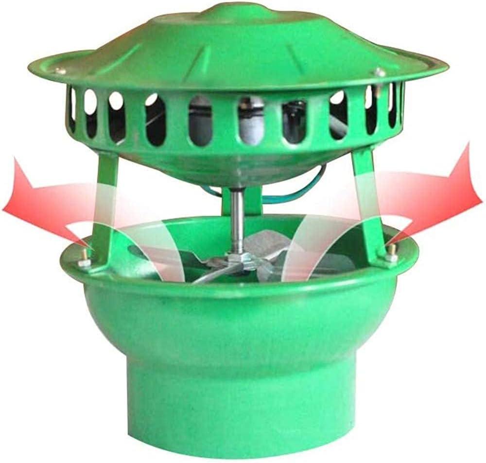Yongqin Chimenea De Ventilador De Tiro Inducido, Extractor De Aire Exterior, Chimenea De Chimenea, Evacuador De Humo De Chimenea, Accesorio De Chimenea, Tapa De Chimenea, Campana De Ventilac