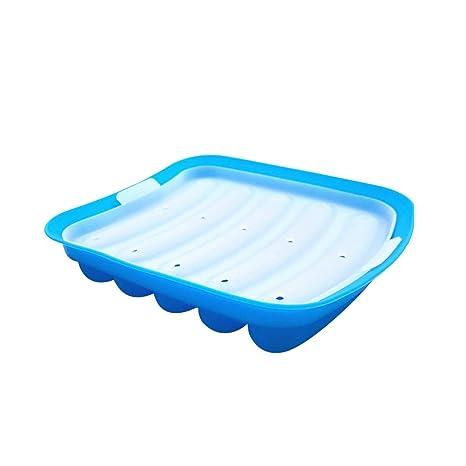 Compra BESTONZON Molde de Silicona para Hacer Salchichas Hecho a Mano 5 moldes para Hacer Salchichas DIY 1 Pieza (Color al Azar) en Amazon.es