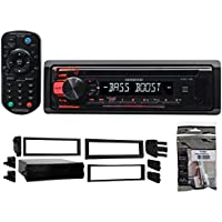 2000-2004 Subaru Outback Kenwood In-Dash CD Player Receiver MP3/Aux+Remote