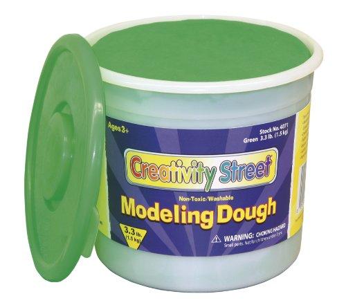 green-modeling-dough-33-lb
