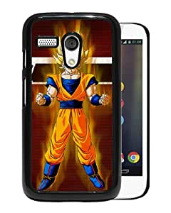 Fashionable And Unique Designed Case For Motorola Moto G Phone Case With Dragon Ball 28 Black