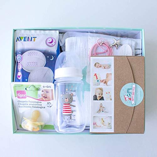 Caja regalo embarazada original - Cesta regalo embarazada y ...