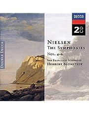 Nielsen: Symphonies Nos.4 - 6