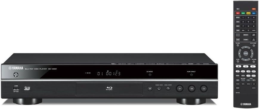 Amazon.com: Yamaha BD-S681 - Reproductor de Blu-ray: Electronics