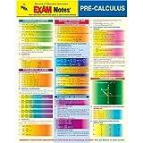 Pre-Calculus Exam Notes, Research & Education Association Editors, 0878917691