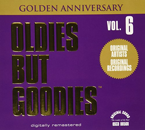 Oldies But Goodies 6 by Original Sound