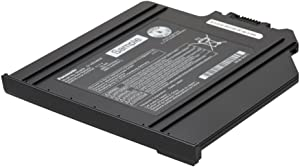 Panasonic Notebook Battery LiIon 2.96 Ah Black, Black (CFVZSU0KW)