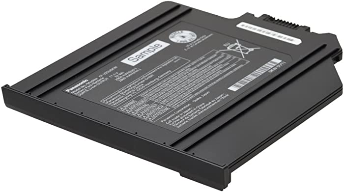 Panasonic Notebook Battery LiIon 2.96 Ah Black, Black (CFVZSU0KW)