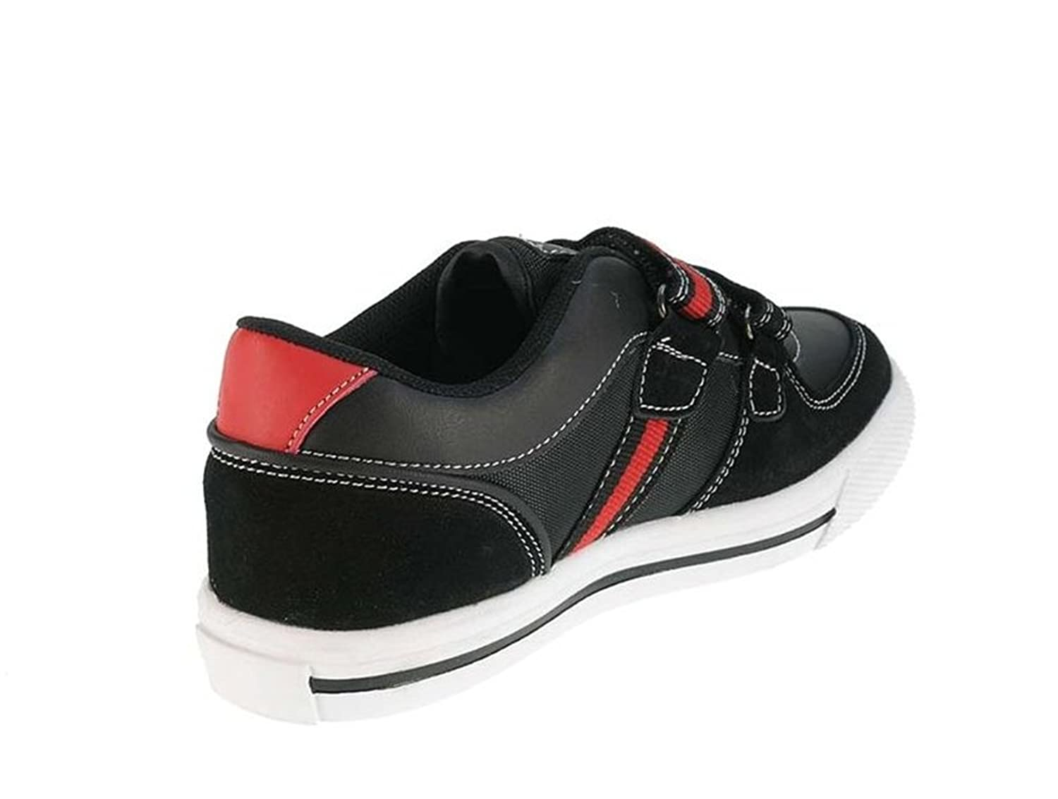 Beppi Boys Black Velcro Trainers UK Toddler Kids Shoes Size 10 - 2.5 (1 UK):  Amazon.co.uk: Shoes & Bags