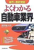 [改訂版]よくわかる自動車業界 (業界の最新常識)