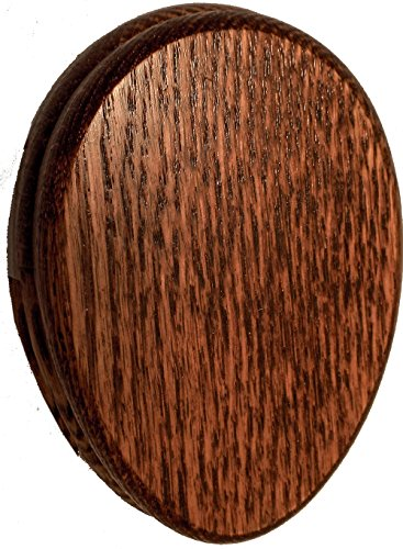 AllAmishFurniture Amish Towel Magic Marble Holder MICHAELS CHERRY stain OAK hardwood ()