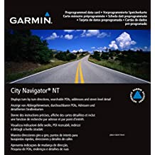 Garmin 010-11379-00 Mapa de navegador - Mapas para navegador (Europe NT – Alps + DACH, aera 500 Dakota 20 Edge 605 Edge 705 eTrex Legend HCx eTrex Legend Cx eTrex Venture Cx eTrex Vista.)