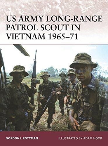 Download US Army Long-Range Patrol Scout in Vietnam 1965-71 (Warrior) pdf epub